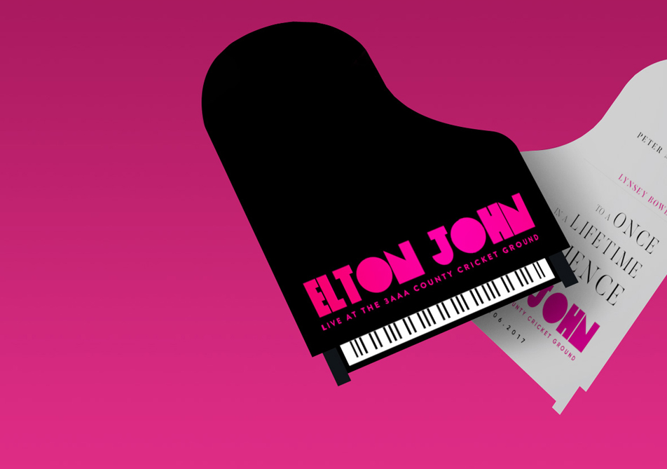 Elton John background
