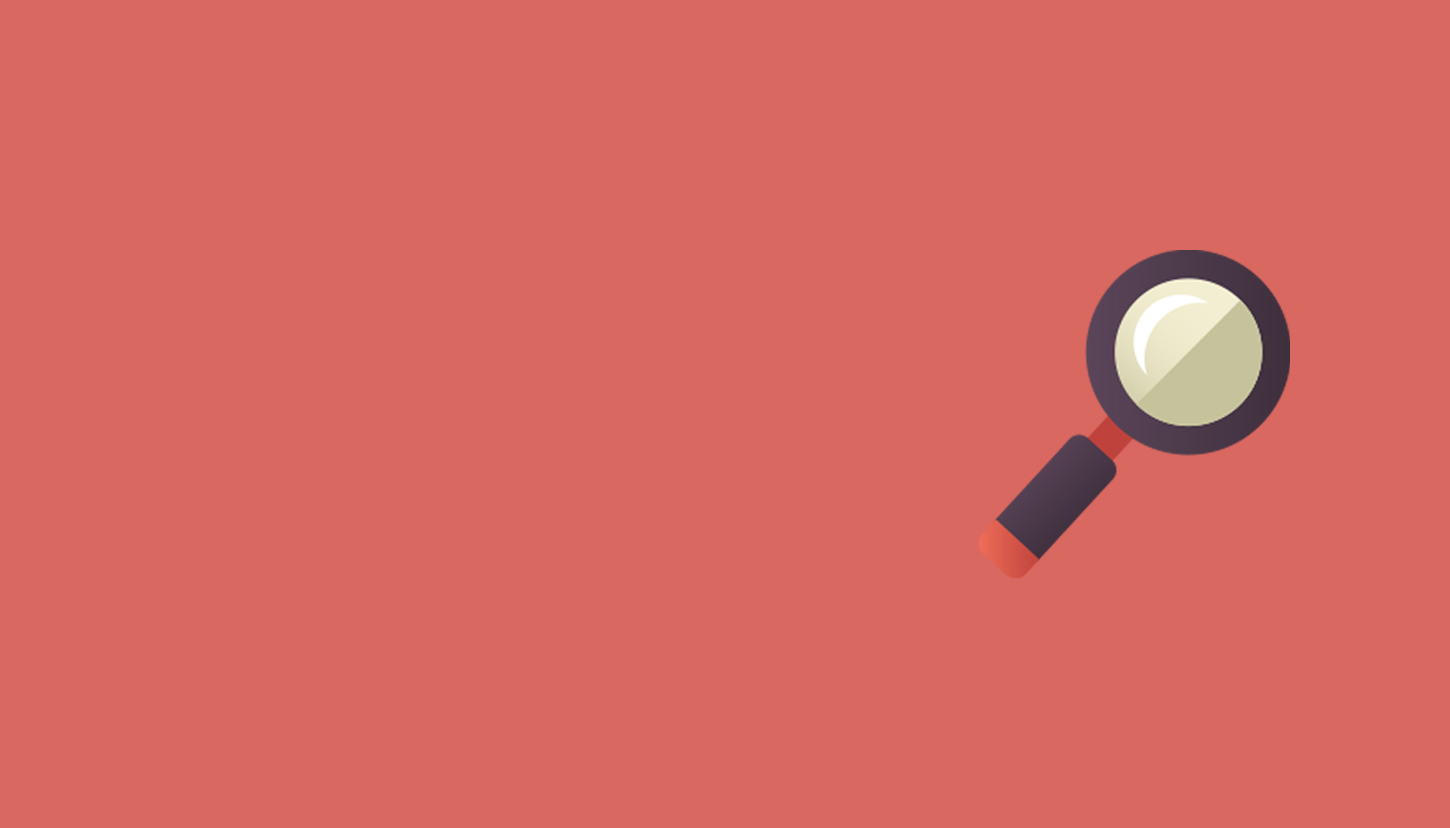 Magnifying Glass for think3 Keyword Research Banner