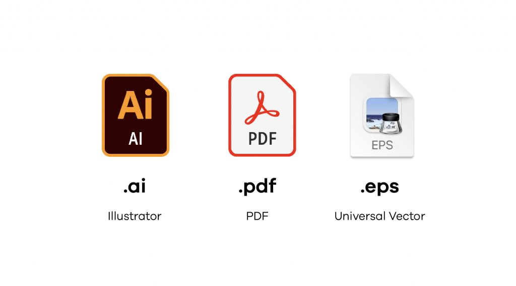 Guide to CMYK and RGB Files suited to CMYK: Illustrator (Ai), PDF, EPS What file formats are best for CMYK?