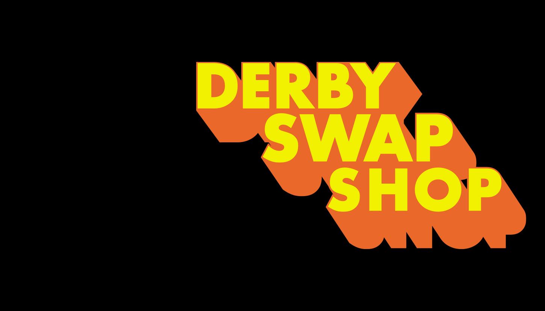The Derby SwapShop logo