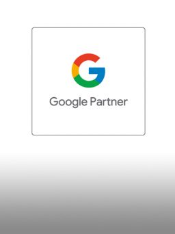 We're officially Google Partners! background